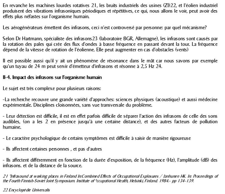 Extrait rapport Marjolaine Villey Migraine 2004