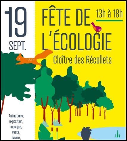 Fete ecologie affiche 2020