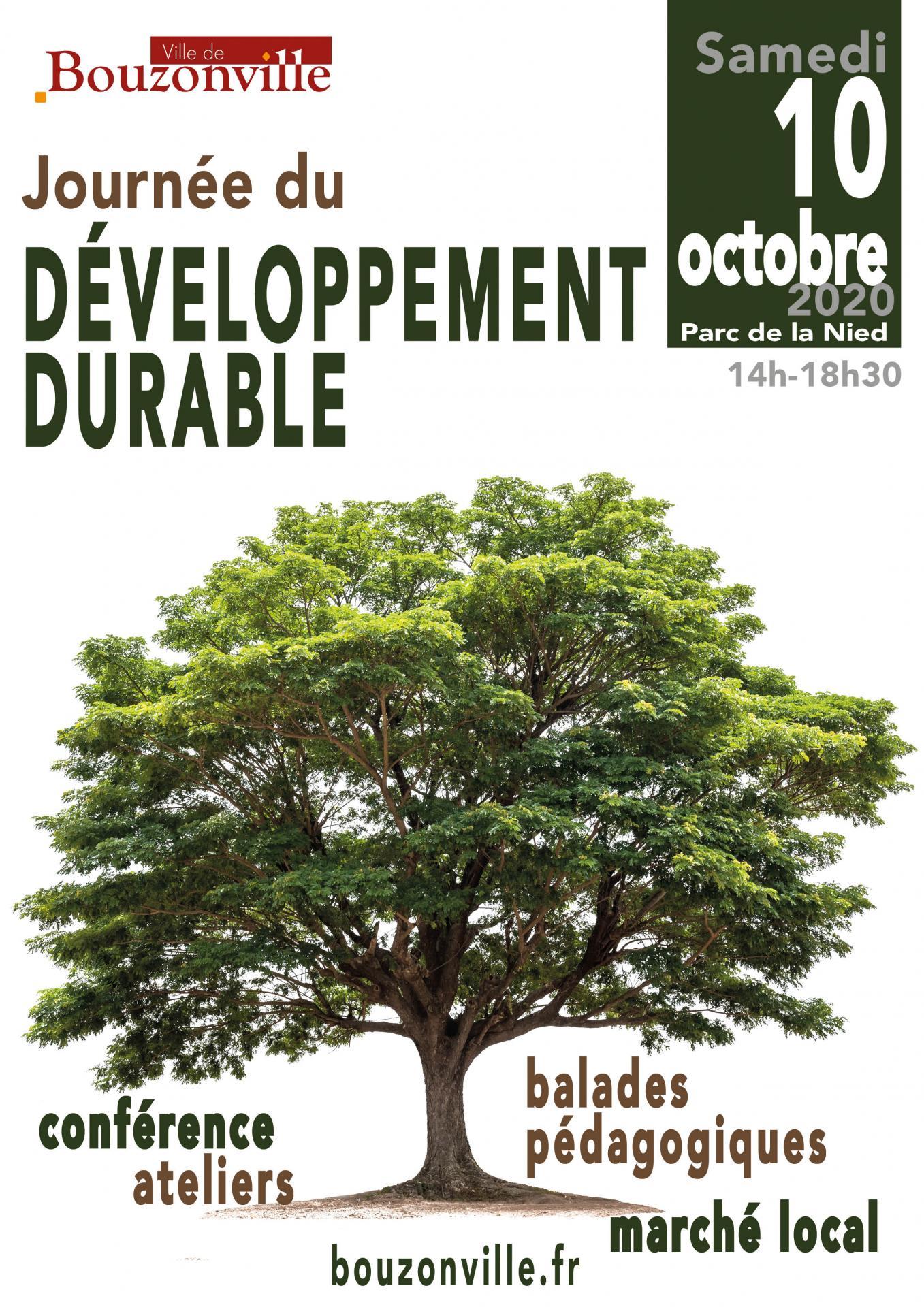 Fete nature bouzonville 10 octobre 2020