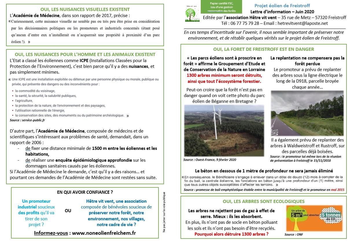 Flyer juin 2020 page 1