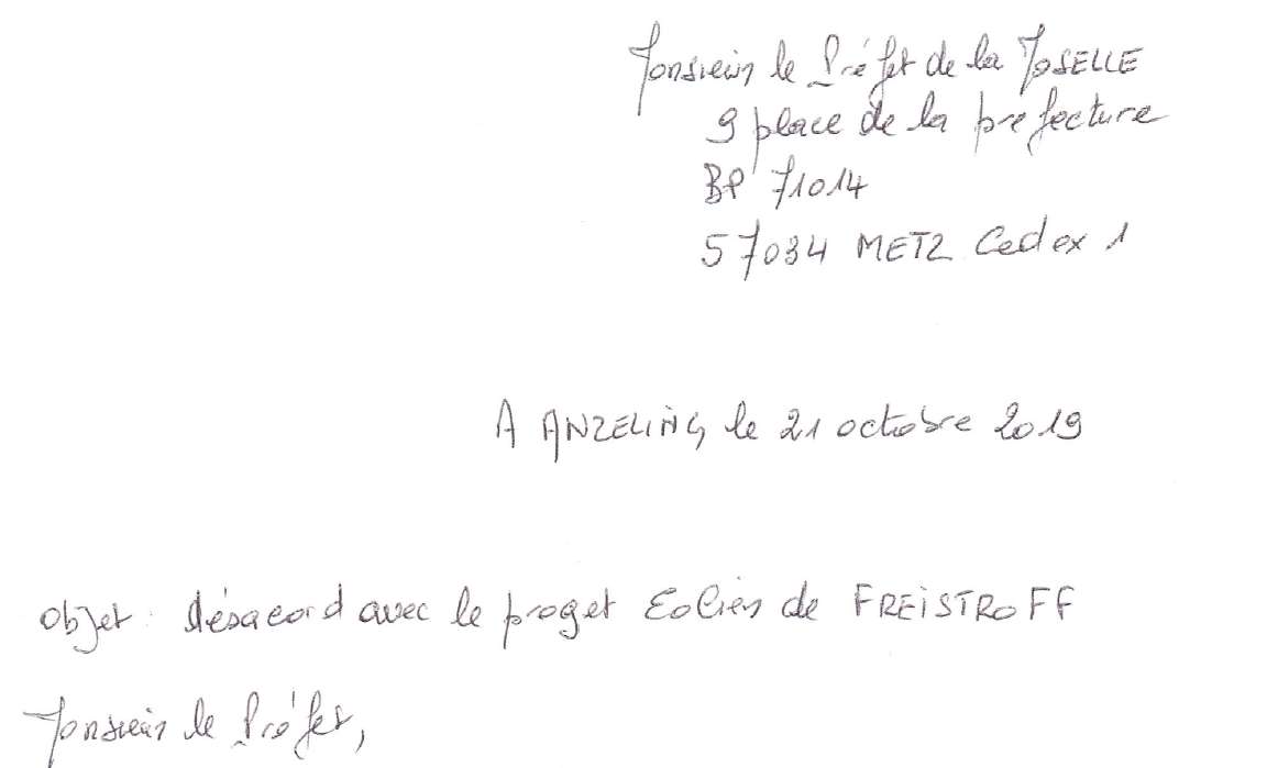 Image courrier