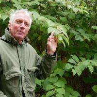 Gérard, garde-forestier et animateur de la sortie