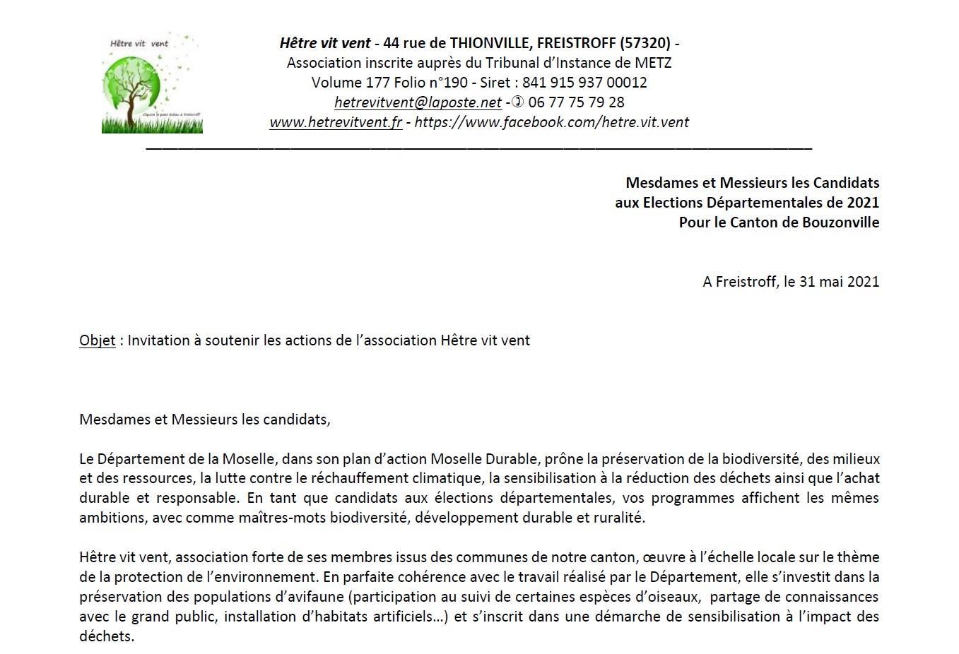 Lettre ouverte candidats departementales version finale debut